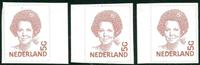 3 x Pays-Bas - YT 1852D