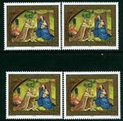 4 x Østrig - YT 2210