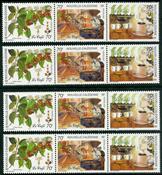 4 x Nouvelle Caledonie - YT 869/1