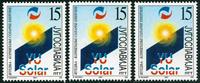 3 x Yougoslavie - YT 2884