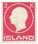 Island - AFA 74 - Postfrisk