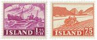 Island - AFA 276-277 - Postfrisk