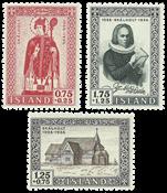 Island - AFA 301-303 - Postfrisk