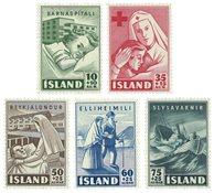 Islande - AFA 255-59