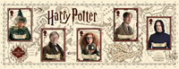 Great Britain - Harry Potter - Mint souvenir sheet