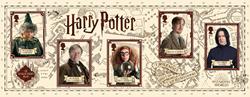 Grande-Bretagne - Harry Potter - Bloc-feuillet neuf