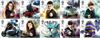 Grande-Bretagne - Harry Potter - Série neuve 10v