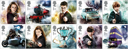 Englanti - Harry Potter - Postituoreena (10)