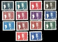 Grønland Margrethe 2.Serie