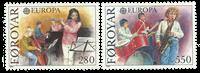 Færøerne AFA 110-111 - Postfrisk sæt