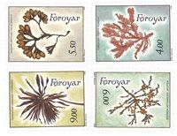Færøerne AFA 284-87 - Postfrisk sæt