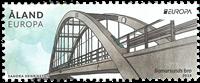 Åland - Europa Broer - Postfrisk frimærke
