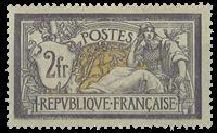 France 1900 - YT 122 - Neuf avec charnière