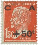 Frankrig - YT 248 - Postfrisk