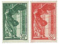 France - YT 354-55 - Neuf