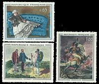 Frankrig - Postfrisk - YT1363-65