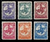 Luxemburg - Michel 259-64 - Postfris