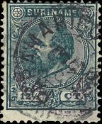 Surinam 1873-1889 - NVPH 7 - oblitéré