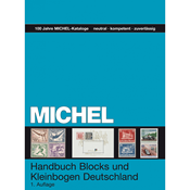 Handbuch Blocks und Kleinbogen Deutschland - .