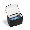Boîte rangement LOGIK Mini C6, noir