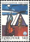 Færøerne - AFA 33 - Postfrisk