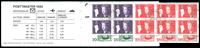 Grønland - Frimærkehæfte nr. 1 #