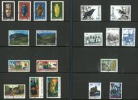 Færøerne - årsmappe 1995 - stemplet