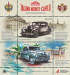 Estonie - Monte Carlo - Bloc-feuillet neuf