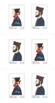 Îles Féroé - Costumes nationaux - Carnet neuf