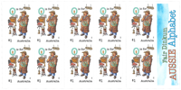 Australie - Alphabète O - Carnet neuf O