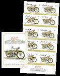 Australie - Motos Invincible - Carnet neuf Invincible