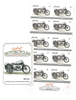 Australie - Motos Whiting - Carnet neuf Whiting
