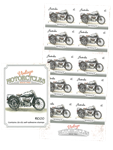 Australie - Motos Whiting - Carnet neuf Whiting