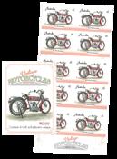 Australien - Motorcykel Precision - Postfrisk frimærkehæfte Precision
