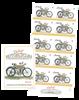 Australie - Moto Kelecom - Carnet neuf Kelecom