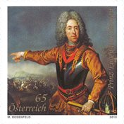 Austria - Prince Eugene - Mint stamp