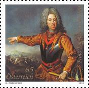 Autriche - Prince Eugène - Timbre neuf