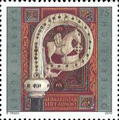 Østrig - Gebhardstab Stift - Postfrisk frimærke