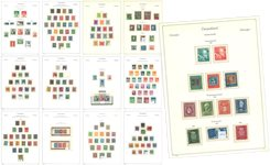 Allemagne - Collection 1946-1972