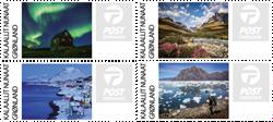 Grønland - Frama 2018 - Postfrisk sæt 4v