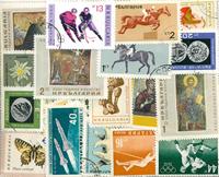 Bulgarie - Lot de doublons