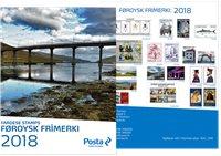 Îles Féroé - Collection annuelle 2018 - Collection annuelle
