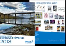 Færøerne - Årsmappen 2018 - Flot årsmappe 2018