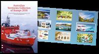 Australian Territories - Year pack 2018