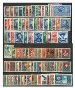 Schweiz 1913-1939 - Stemplet