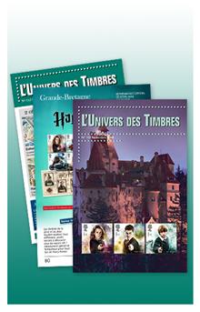L'Univers des Timbres no 113