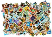 Paraguay - 450 timbres