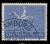 Empire Allemand - 1939 - Michel 698, oblitéré