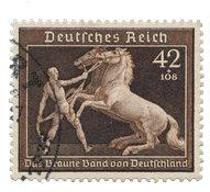 Empire Allemand - 1939 - Michel 699, oblitéré