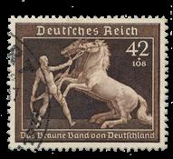 Tyske Rige - 1939 - Michel 669, Stemplet